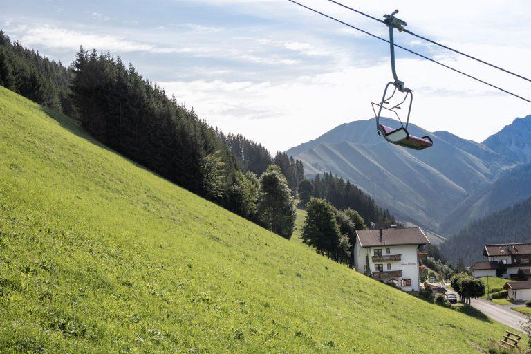 Urlaub im Skigebiet Berwang