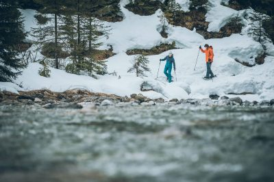 Skifahren Berwang